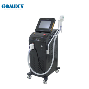 CE 3 wavelength 755nm+808nm+1064nm professional soprano painless diode laser hair removal machine