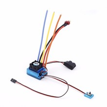 1/10 1/8 RC Car Brushless ESC Senseless Brushless 120A ESCสำหรับRCรถRc 1:10 อะไหล่