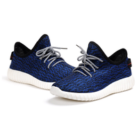 Unisex Lightweight Summer knitting Mesh oem sneakers leisure breathable old Beijing net cloth shoe,men's sports running shoes