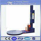 Turntable stretch wrapping machine/Pallet stretch wrapper/ stretch film wrapper