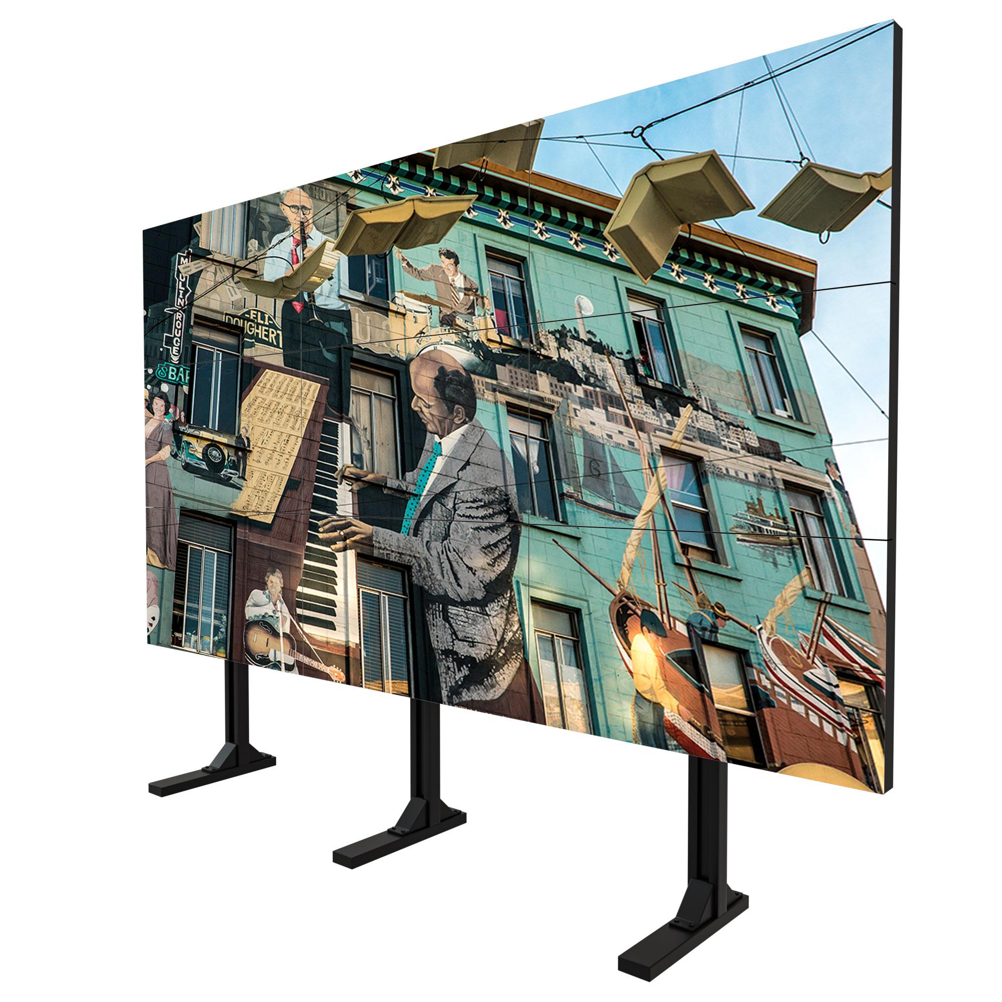 доме рекламные мониторы картинки ритм жизни мегаполисе