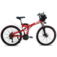 20ah Mx300 26 дюймов Электрический велосипед 48В Ytl интегрированное колесо 350 Вт/500 Вт макс мотор Ebike Onsale(Китай)