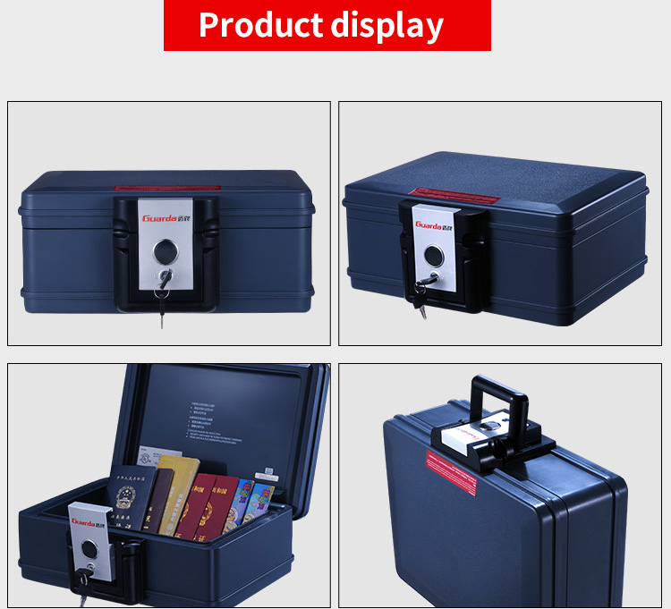 Guarda Latest fire waterproof safe supply for company-2