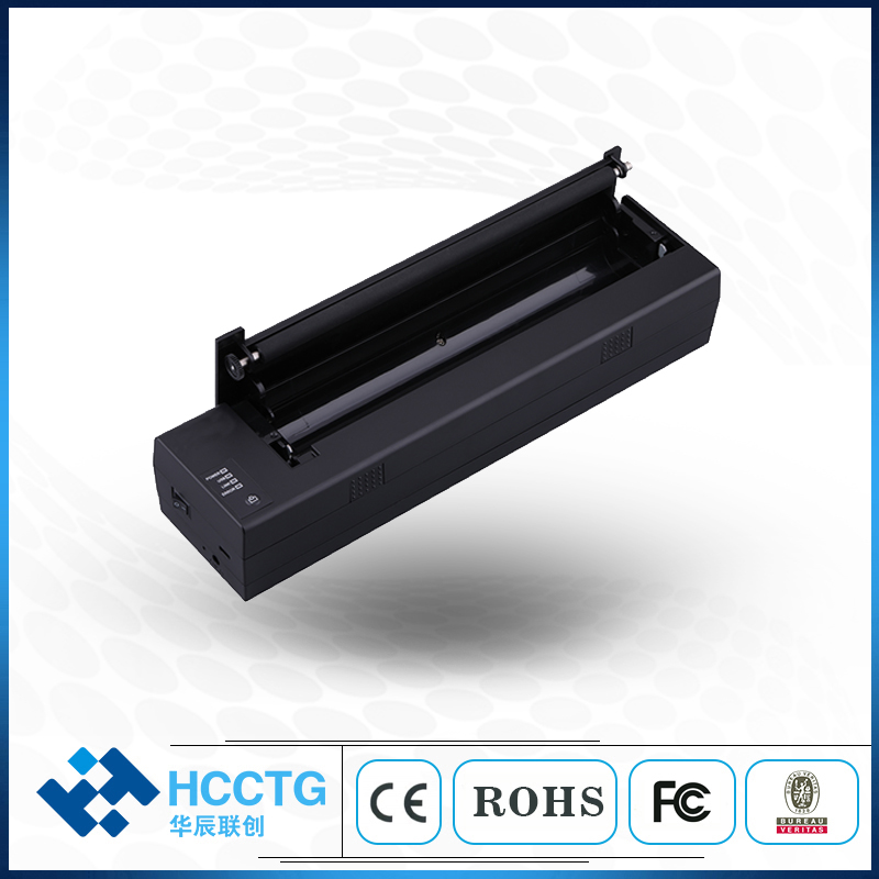 High Quality USB WIFI A4 Portable Thermal Printer With Battery HCC-A4PB