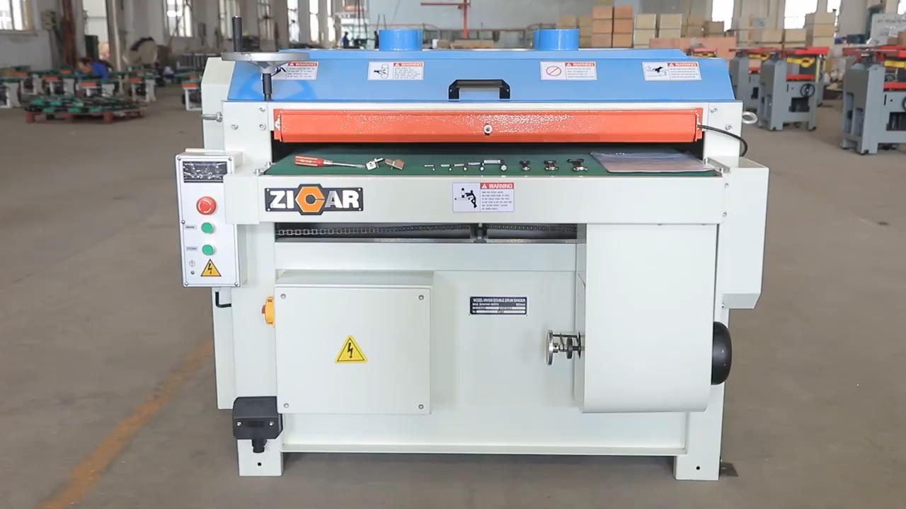 ZICAR 브랜드 SD369 중국 목공 기계 샌더 기계 벨트 샌더