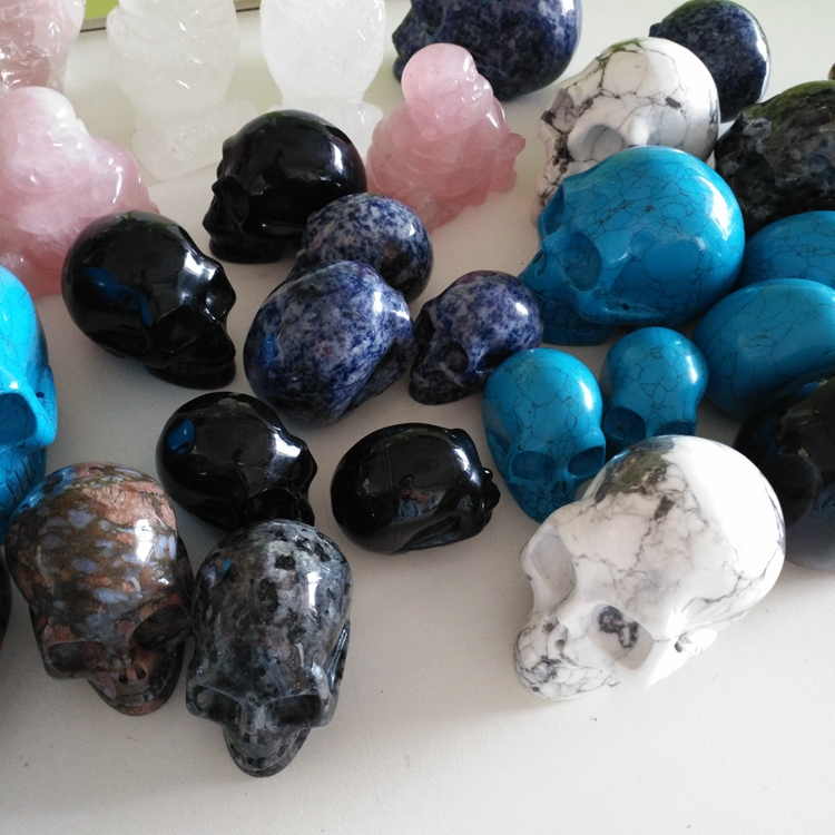 Reiki labradorite crystals skulls beads aura crystal quartz for sale