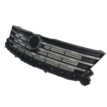 Custom front bumper grille assembly