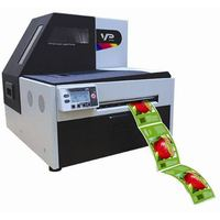 VP700 roll to roll or roll to cut label office inkjet Digital printer