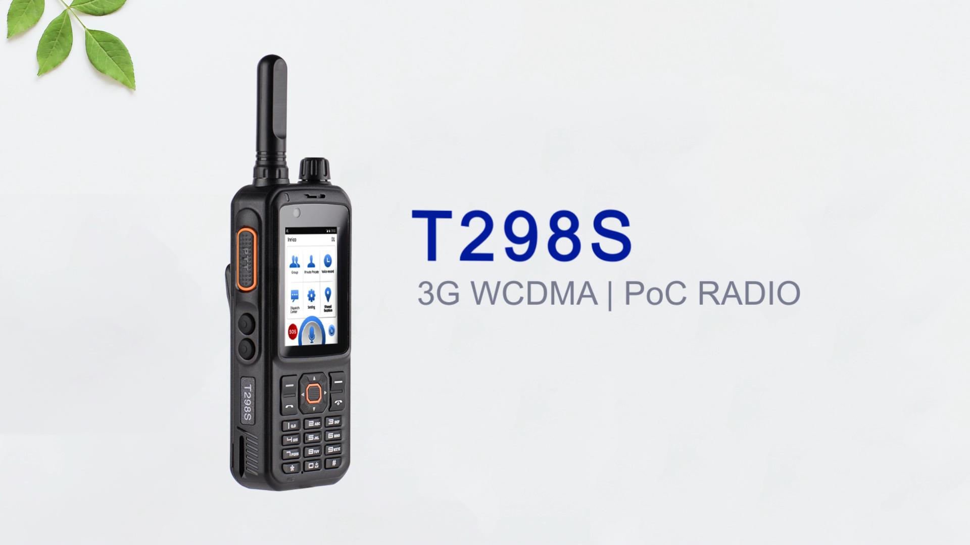 GSM touch screen Woki Toki Inrico T298S