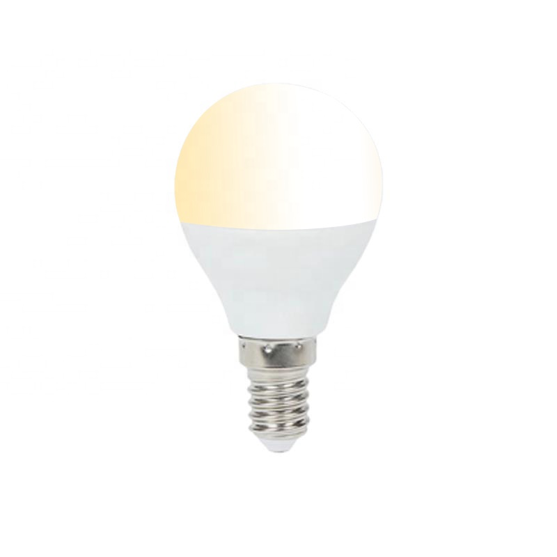 Ewelink APP G45 4w Single Color Google Alexa E26 Smart Light Led Bulb