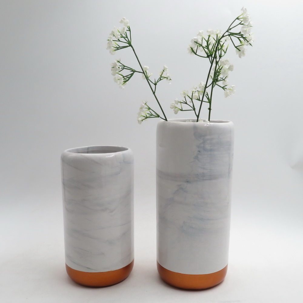 Modern Minimalist Nordic Style Living Room Home Decoration Jewelry Ceramic Flower Wedding Vase