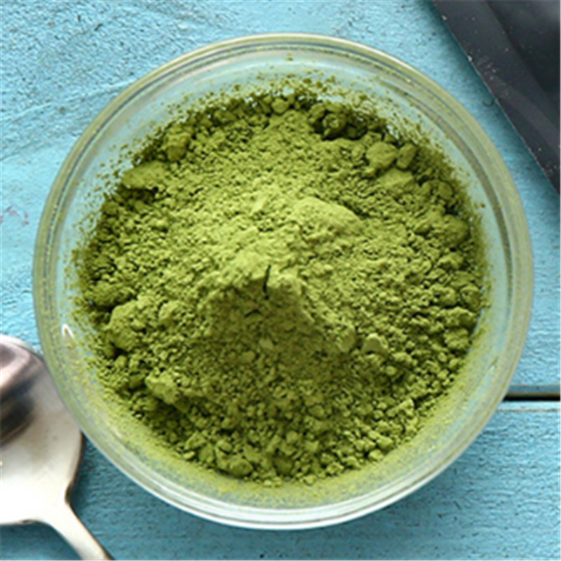 Organic 1KG matcha for ingredient in jar - 4uTea | 4uTea.com