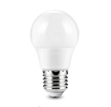 energy saving led bulb G45 E14/E27 5W Globe lights P45 manufacture led bulb raw material