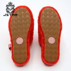 Slippers Sheepskin Sheepskin Woman Furry Slippers Furry Slippers For Women Sheepskin Shearing Fur Slippers Sandals Bedroom Slippers Furry
