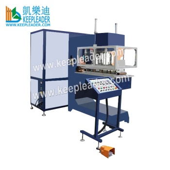 PVC_PU Profile Cleat_Sidewall Welding Machine for Conveyor Belt High Frequency Welding of Conveyor Belt High Frequency Welding