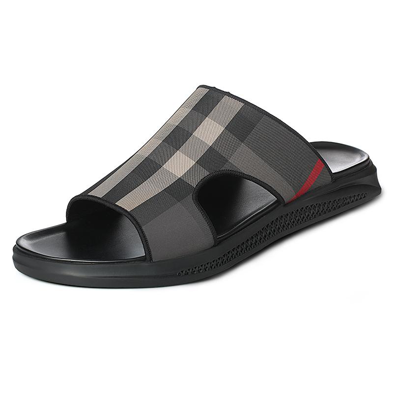 2019 erkek terlikleri kadınlar için sandalet yeni modelleri lastik terlik erkekler için