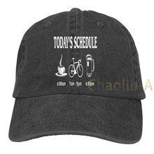 Велоспорт графика природа подарок Любовник подарок на день рождения бойфренд подарки велосипед бейсбольная кепка для мужчин и женщин шляп...(Китай)