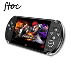 X9 Classic Retro Portable Handheld Game Player TV Video Games Console 8GB 5.0 Inch Screen For PSP Game, Camera,Video,MP4,MP5