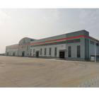 custom design prefabricated steel structure warehouse/workshop house building