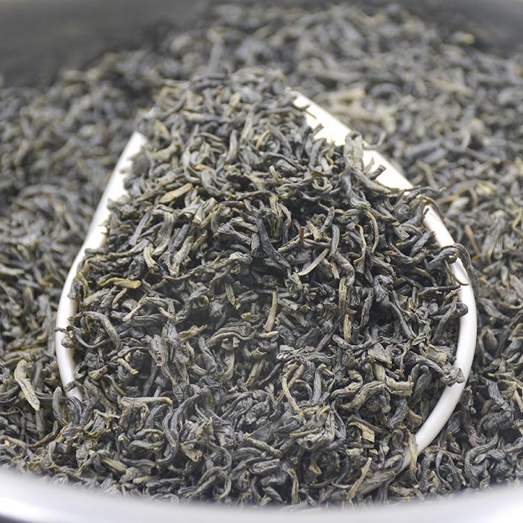 Blended Processing Type Fanning Green tea Chunmee 41022 - 4uTea | 4uTea.com