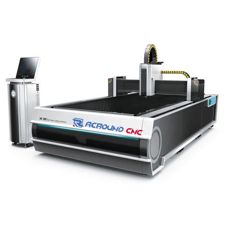 CE Certification REBOUND <strong>fiber</strong> <strong>laser</strong> cutting CNC machine 1000w price