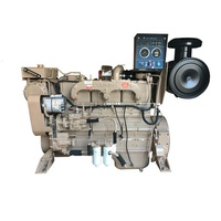 Water cooling 450HP 6 cylinder NTA855-M450 Cummins marine diesel engine