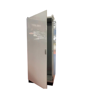High-precision Customizable Stainless Steel Plate Gold Outdoor Power Distribution Cabinet