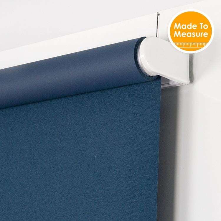 Fabricante profesional de tela apagón 36mm persianas ventana