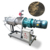 cow dung screw press machine/cow dung drier