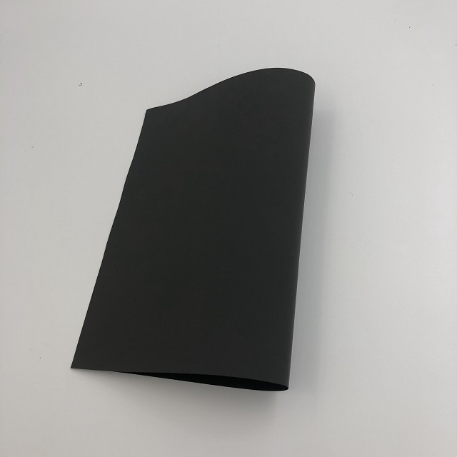 Single Side Soft Touch Coating Paper