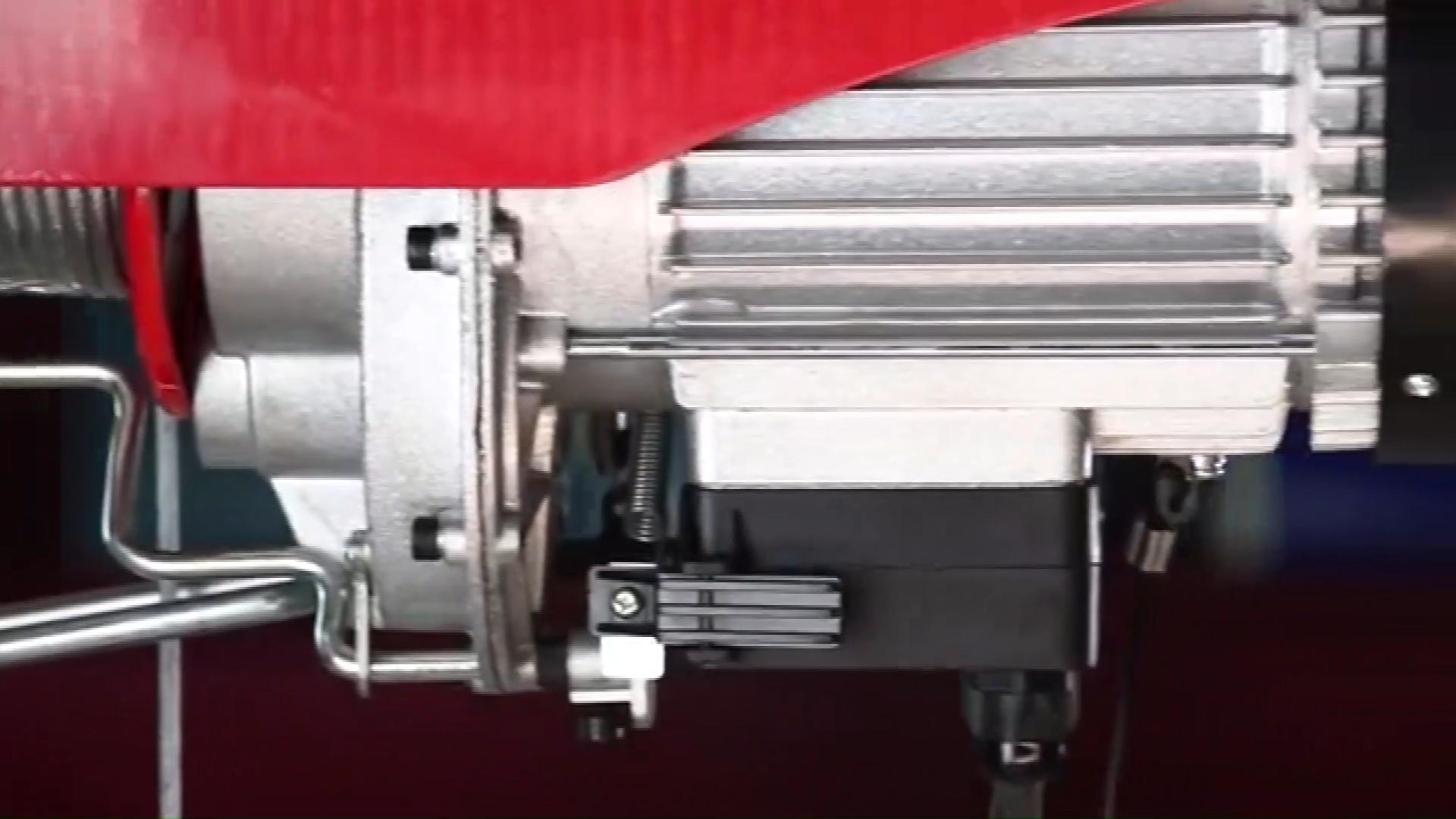 Materiale da costruzione di sollevamento Filo di corda Mini paranco elettrico 100kg 12M con il certificato del CE