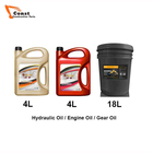 Oil Motor Engine Synthetic Lubricating Oil Motor Cycle Oil Lubricant Total Protection Automotive Engine Lubricating Oil For Sale