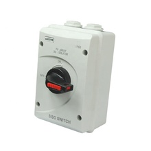 TUV SISO-40 32A Single-Phase DC <span class=keywords><strong>Isolator</strong></span> Switch 1200 V <span class=keywords><strong>Baterai</strong></span> Disconnector
