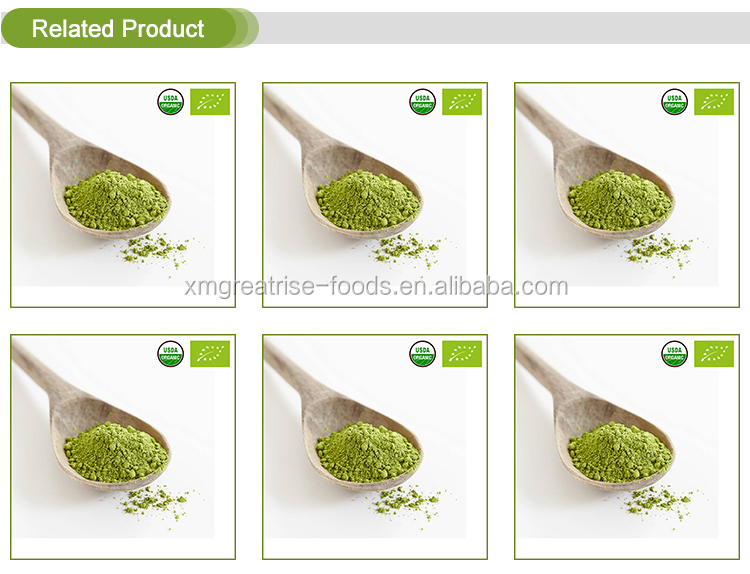 100% Natural Organic Spring Matcha Green Tea Powder Seal Pack - Lattes, Smoothies, Baking, Recipes - Rich Antioxidants, Vitamin - 4uTea | 4uTea.com