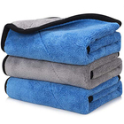 Microfiber Towel Car 600 gsm Quick Dry Microfibre Car Wash Cleaning Towel