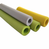 colourful low price factory supplier Rubber EPDM polyurethane foam pipe insulation
