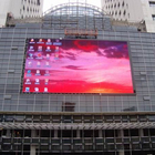 Video Led Display Advertising Outdoor Advertising Led Display P6 Fixed Installation Screen Video Wall