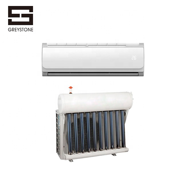 18000btu split unit <strong>AC</strong> DC hybrid Photothermal solar air conditioning solar room Air Conditioner powered price