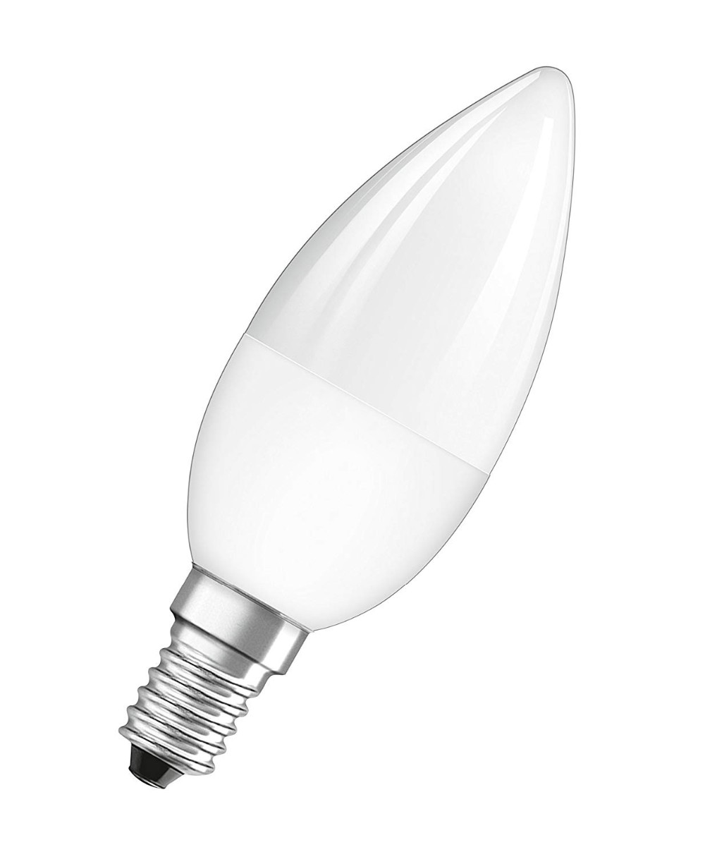 Hot selling in USA and Europe E14 Small Edison Screw LED Candle Light Bulbs Compatible with Alexa Google Home