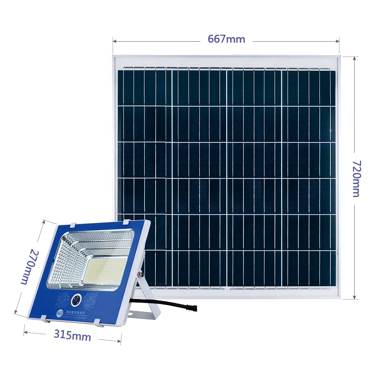 Wholesale Cheapest Price 4g Globe Connecting Outdoor Solar Power Monitoring Led Floodlight security camera light