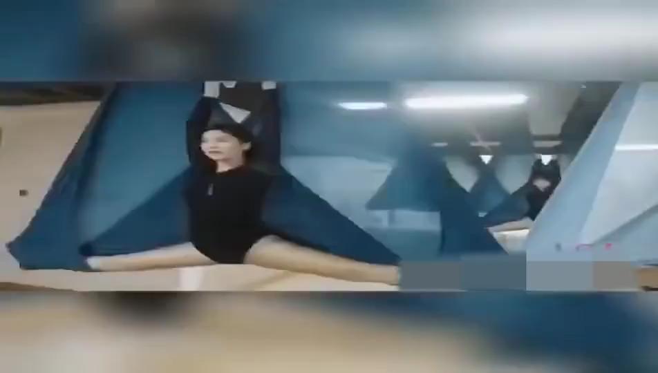 Mode Einstellbar 5m Nylon Nach Imprägniert Luft Schaukel Yoga Hängematte