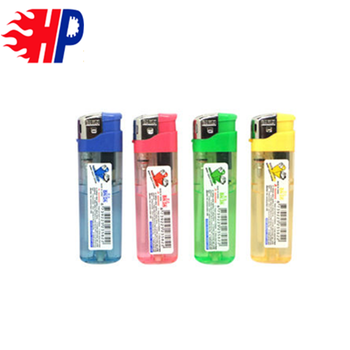 HP-901 the Cheapest Disposable gas lighter double arc lighters