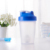 Hot selling Plastic gym shaker protein water bottle fitness cup mixer ball 400ml
