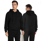 Custom Hoodies Custom Winter Hot Sale Men Street Style Logo Black Casual Men's Hoodies