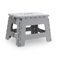 Convenient and practical economic folding step stool
