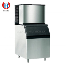 Ice Cube Making Machine Commerciële/Ijs Making Machine Cube/500 kg/u Output Ijsblokje Making Machine