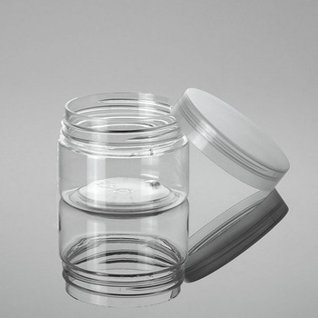 Zelight Private label 200ml plastic cosmetische container 150ml cosmetische jar 50ml gezichtsmasker jar