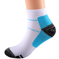 China Manufacturer Professional Breathable Anti Slip Knitted Compression Socks