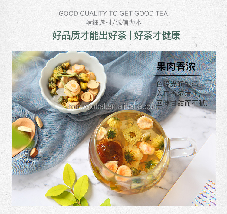 Hot selling high quality Luohanguo Throat Soothing Tea - 4uTea | 4uTea.com
