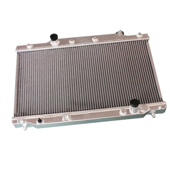 Aircraft Aluminum Racing Radiator For Honda CIVIC TYPE R/ TYPE-R SI 2.0 EP3 K20 00-05 MT